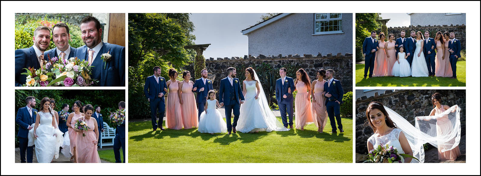 Wedding at Tullyglass