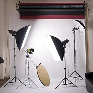 studio based or product photography