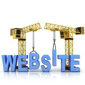 building-website
