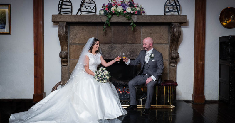 Dunadry Hotel wedding