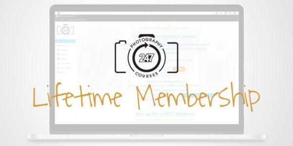 247 Membership Lifetime Gift Voucher