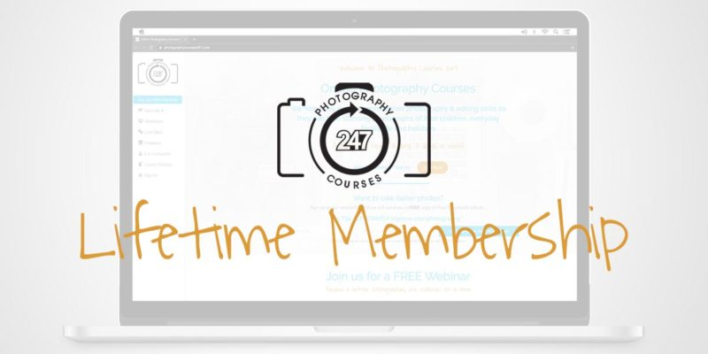 247 Membership Lifetime Gift Voucher
