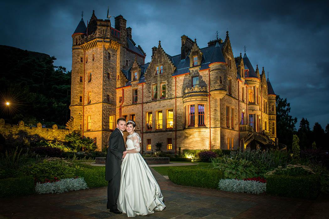 Local Wedding Venues - Belfast Castle