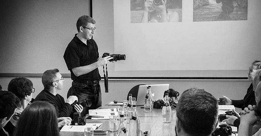 Photography Courses & Workshops with Paul Crawford