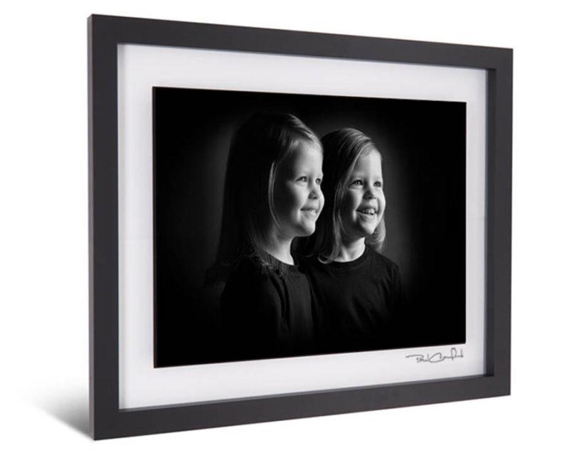 Portrait Photographer Signature Portraits