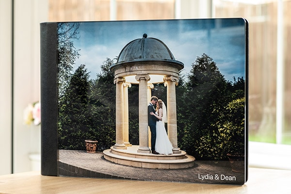 Storybook Wedding album design service