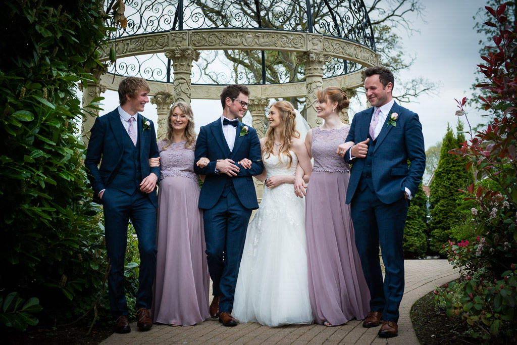 Tullyglass House Hotel Wedding