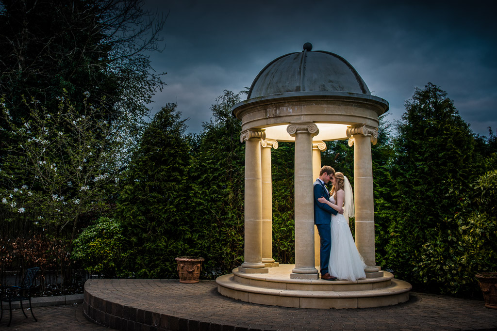 Lydia & Dean's Tullyglass House Hotel Wedding