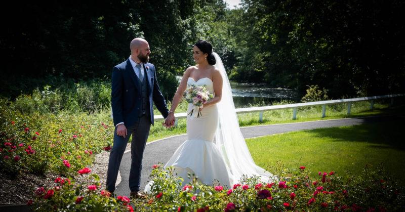 Wedding at Leighinmohr House Nicola & Mark