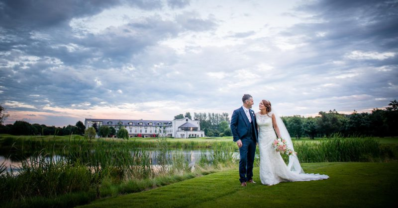 Wedding Hilton Hotel Templepatrick
