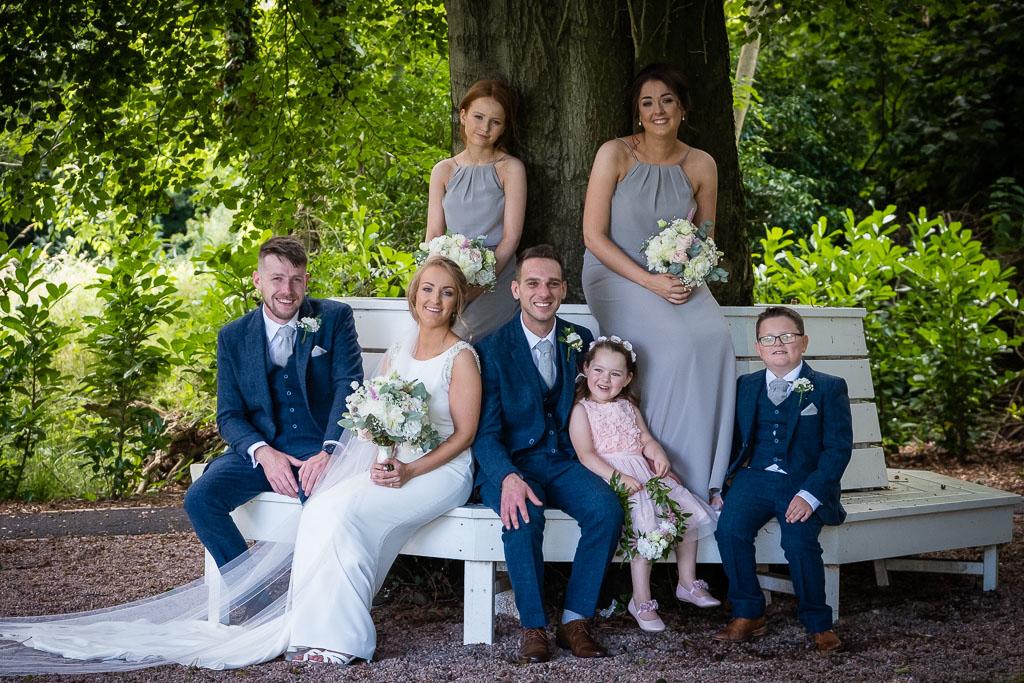 Leighinmohr House Hotel Wedding Photographs