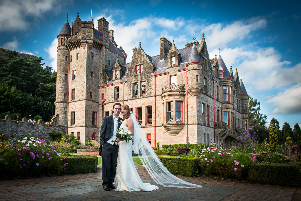 Traditional Photography at Belfast Castle