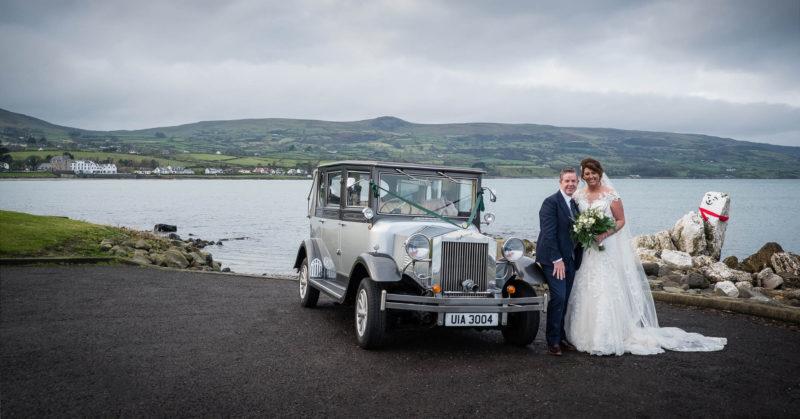 Winter Wedding at Ballygally Castle